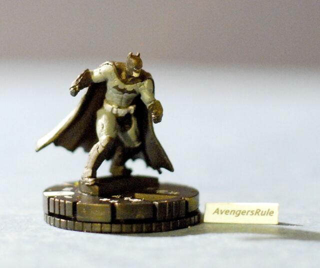 DC Heroclix Batman: Arkham Origins 001 Batman Common