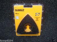 DEWALT DT20719  93MM CARBIDE RASP  FOR OSCILLATING MULTI TOOL DCS355 DWE315