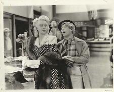 "MARION MARTIN & HARPO MARX in ""The Big Store"" Original Vintage Photograph 1941"
