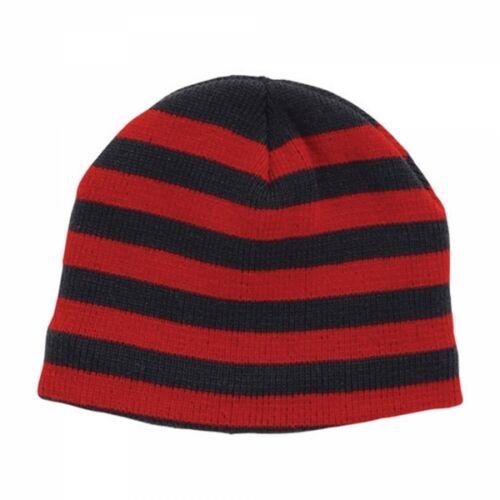 """Regatta kid/'s /""""gnasha/"""" rouge et bleu foncé hiver et ski wear beanie hat."""