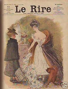 1905-Le-Rire-August-5-French-Humor-Leandre-Iribe
