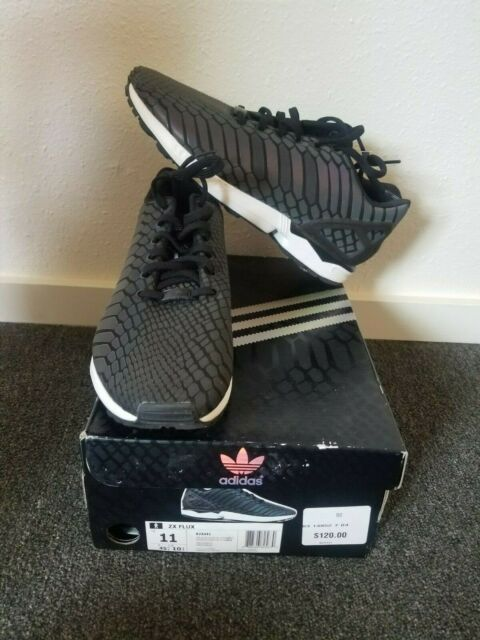 adidas zx flux xeno triple black cheap