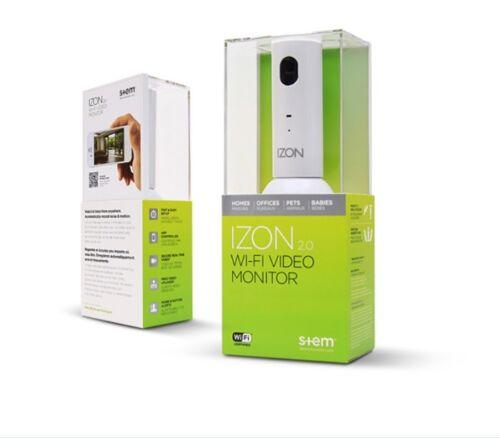 IZON 2.0 Wi-Fi Video Monitor STEM Brand New *Fast Shipping