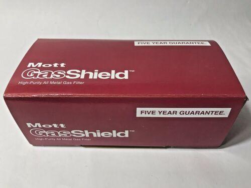 AMAT 4020-01154 MOTT POU-015-SV1 GasShield POU all-metal gas filter 1//4VCR-M 1