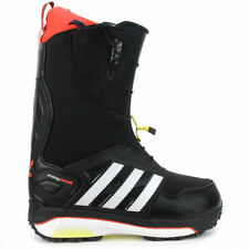 adidas Energy Boost D69149 Mens Snowboard Snowboarding BOOTS Black Red 9 US