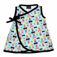 Kokeshi Doll Harajuku Pink Kawaii Japanese Baby Girls Toddler Dress Pants Diaper