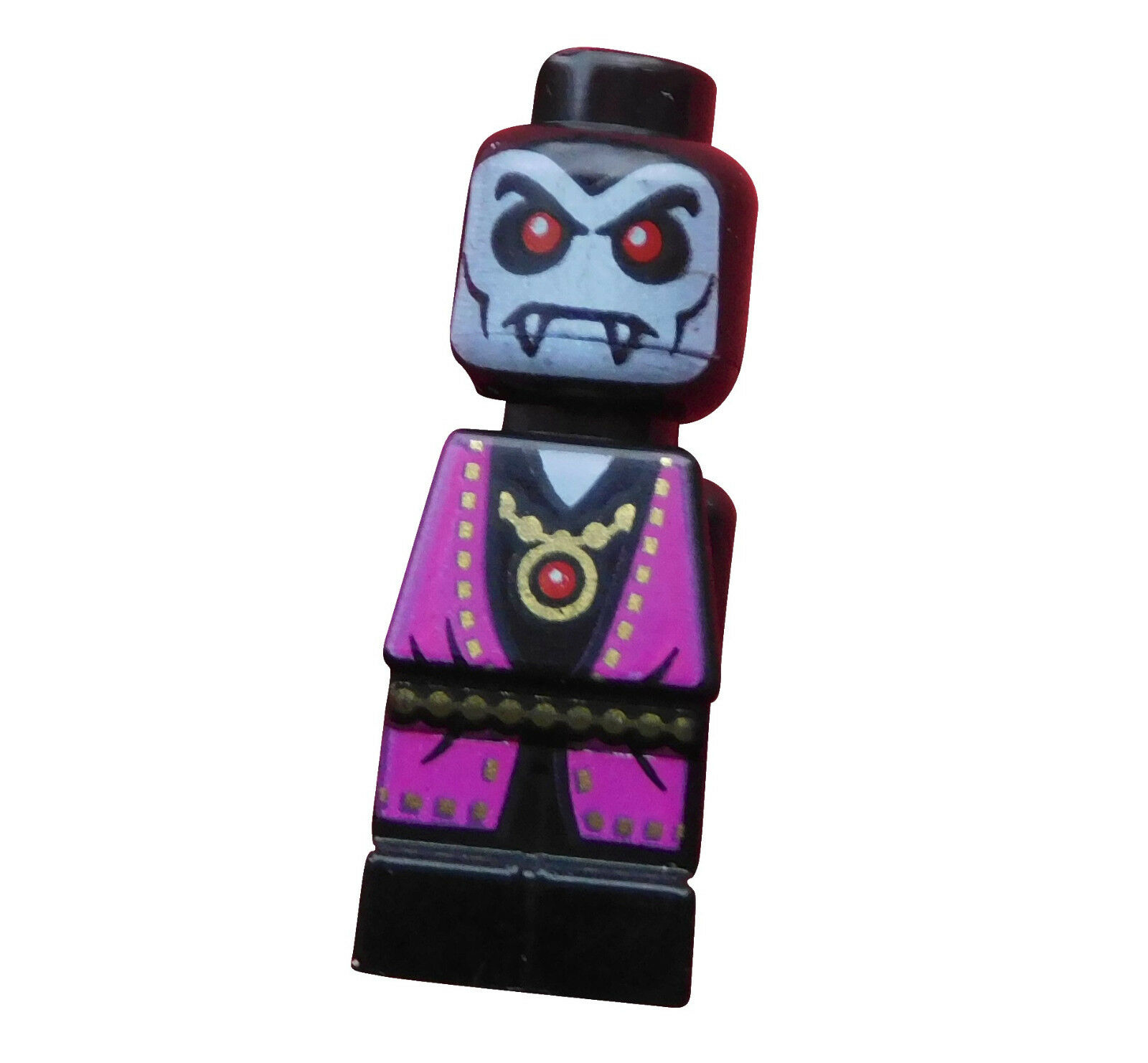 Lego Heroica 5 x Vampire Micro Figure New Vampire Lord Micofig New Microfigures