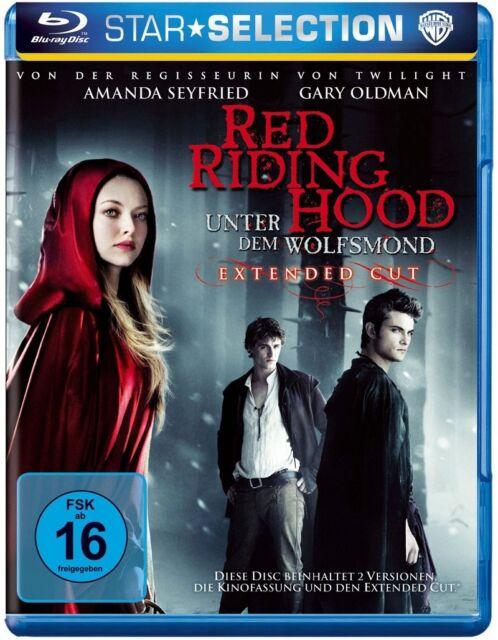 Blu-ray * Red Riding Hood - Unter dem Wolfsmond (Extended Cut) * NEU OVP