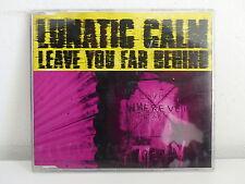 CD 3 titres LUNATIC CALM Leave you far behind MCSTD 40131