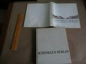 SCHINKEL'S BERLIN by HERMANN G. PUNDT - 1st HB/DJ 1972