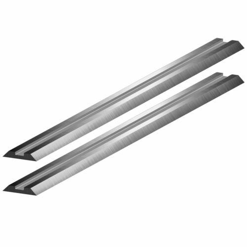 2 x 82mm CARBIDE PLANER BLADES to fit Black /& Decker BD710  DN710  BD711  KW713
