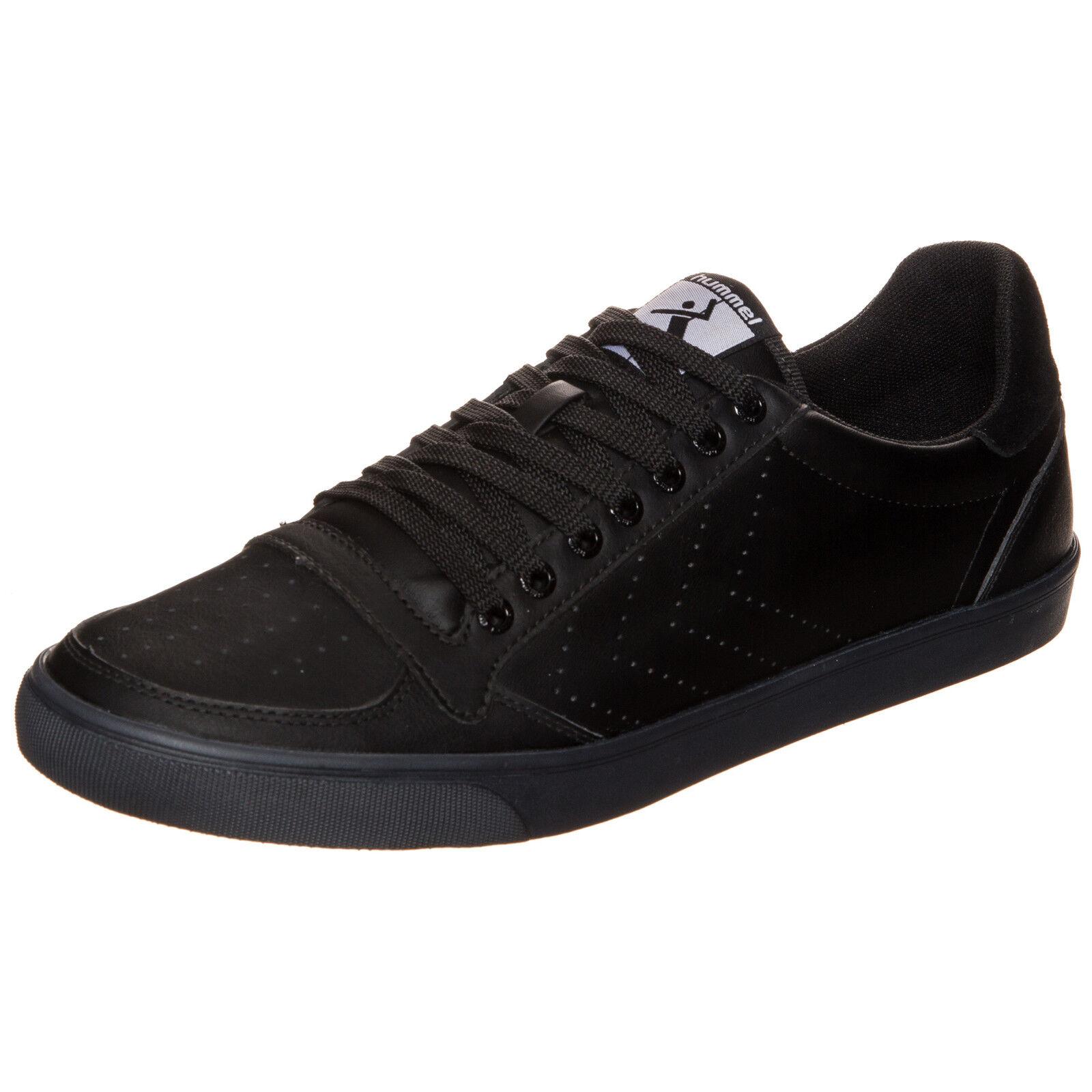 Hummel Slimmer Stadil Ace Sneaker Turnschuhe Schwarz NEU Schuhe Turnschuhe Sneaker d92409