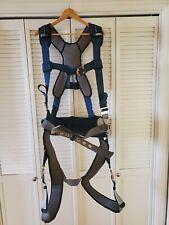 Dbi Sala Exofit Xp Full Body Harness Isafe Intelligent Safety System Size Xlxxl