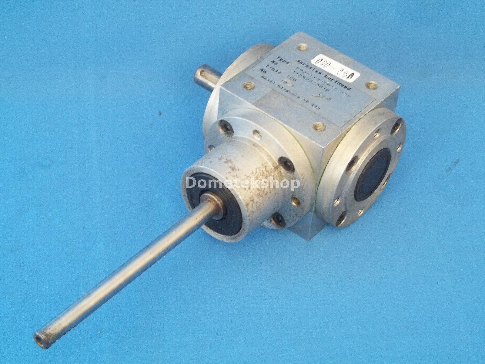 Marbaise Marbaise Marbaise Dortmund kegelradgetriebe 118828/0010 Gear Motor 1b615f