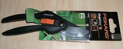 100% Vero Fiskars 111260 P26 Singolo Passo Potatrice-