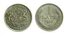 pcc1542_63) Latvia Lettonia 1 Lats 1924