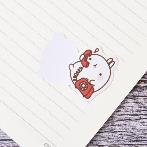 56Pcs//box DIY Vintage Mini Paper Sticker Hamster Baby Diary Scrapbooking Labe G$