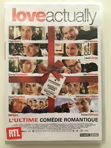Love-actually-DVD-NEUF-SOUS-BLISTER-Hugh-Grant-Colin-Firth-Emma-Thompson