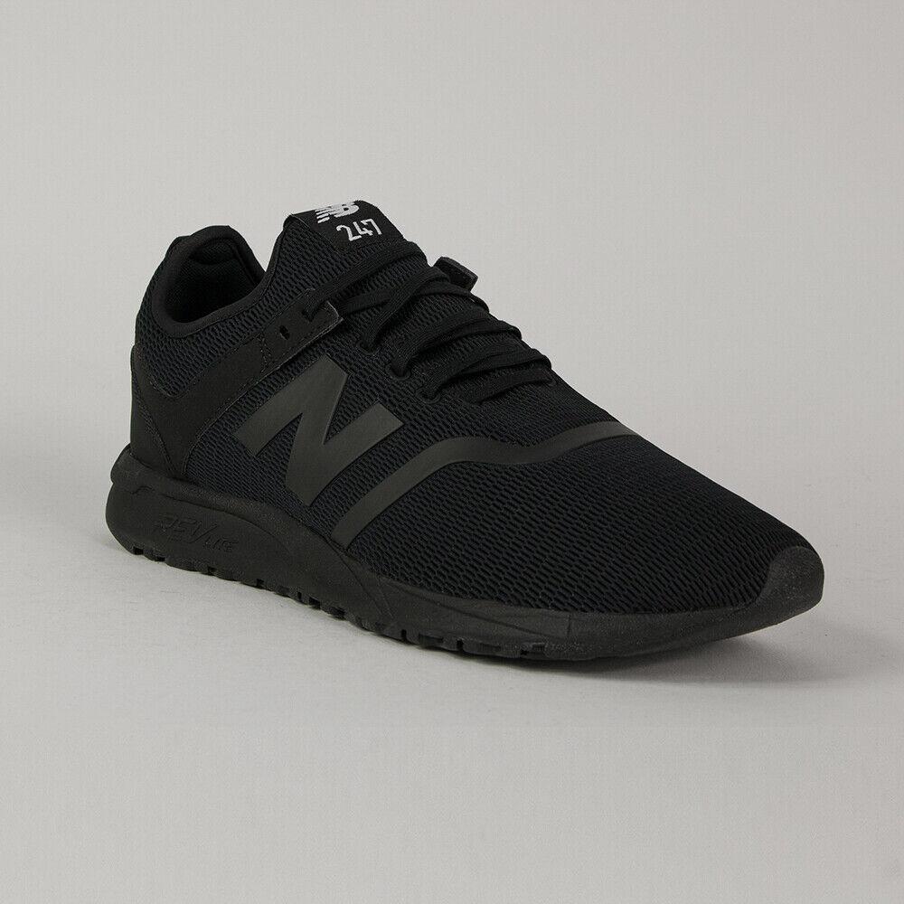 New hombres 247 estilo de vida Balance Clásico Azul Marino Zapatillas Zapatos Atléticos