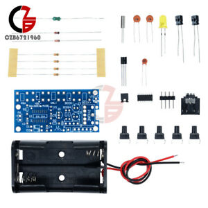 Wireless-Stereo-FM-Radio-Receiver-Module-PCB-DIY-Electronic-Kits-76MHz-108MHz