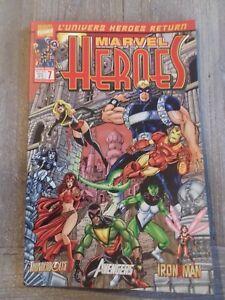 comics Marvel Heroes 1 série n°7 Rw7z2Xz5-08134427-137736157