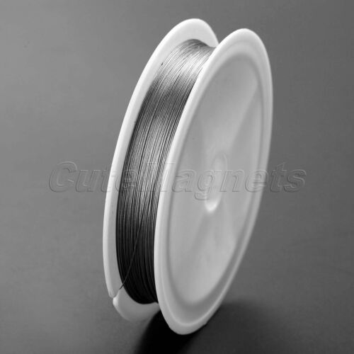 Stainless Steel Wire Fishing line Braided Soft Wire line 50M Outdoor Sports