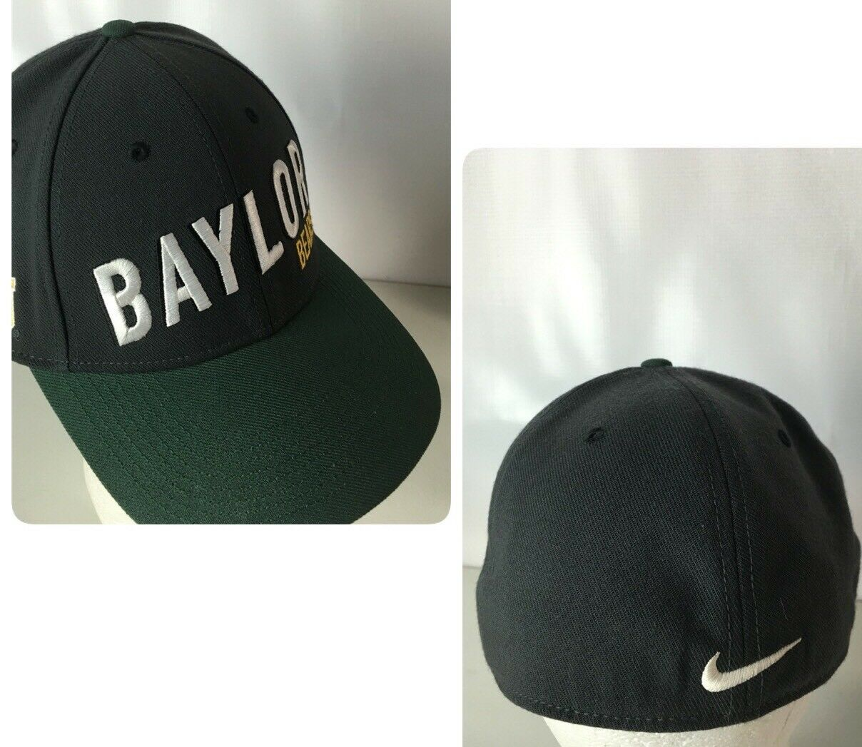 a942ff38c19 ... new zealand new nike baylor bears hat hat hat cap spellout ncaa legacy  91 dri fit ...