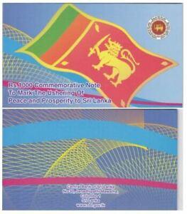 Sri-lanka-Commemorative-1000-Rupee-2009-With-Folder-PERFECT-UNC-Q-1-007356