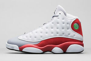 air jordan 13 grey toe size 6