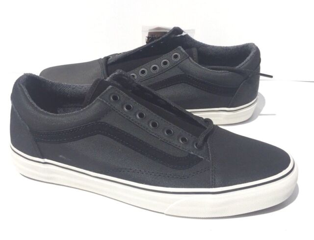 68bdba7cf9 NEW Vans Old Skool MTE Skate Shoes Sneakers Mens Womens Tec Tuff Black Sz 7  8.5