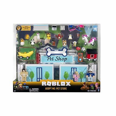 New Roblox Celebrity Adopt Me Pet Store Shop Playset In Hand And