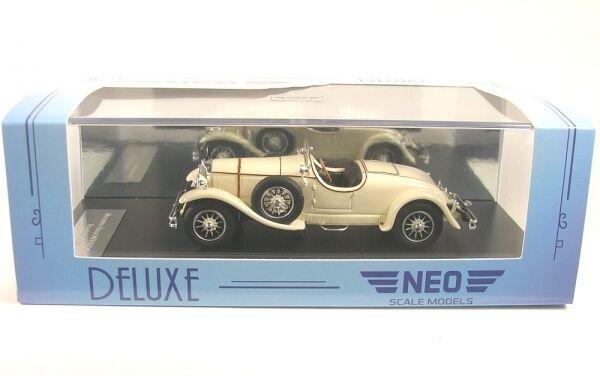 el estilo clásico Mercedes 24 24 24 100 140 CV roadster (beige) 1926  Con 100% de calidad y servicio de% 100.