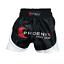 Phoenix Fight Gear Legacy Thai Shorts for Ladies for Muay Thai Kickboxing /& MMA