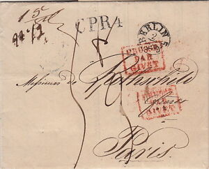 Lettre-Cover-Germany-Berlin-Big-Taxe-1838-Rothschild