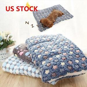 S-XL-Cute-Dog-Cat-Pet-Soft-Bed-Mat-Pillow-Cushion-Mattress-Small-Medium-Large-US