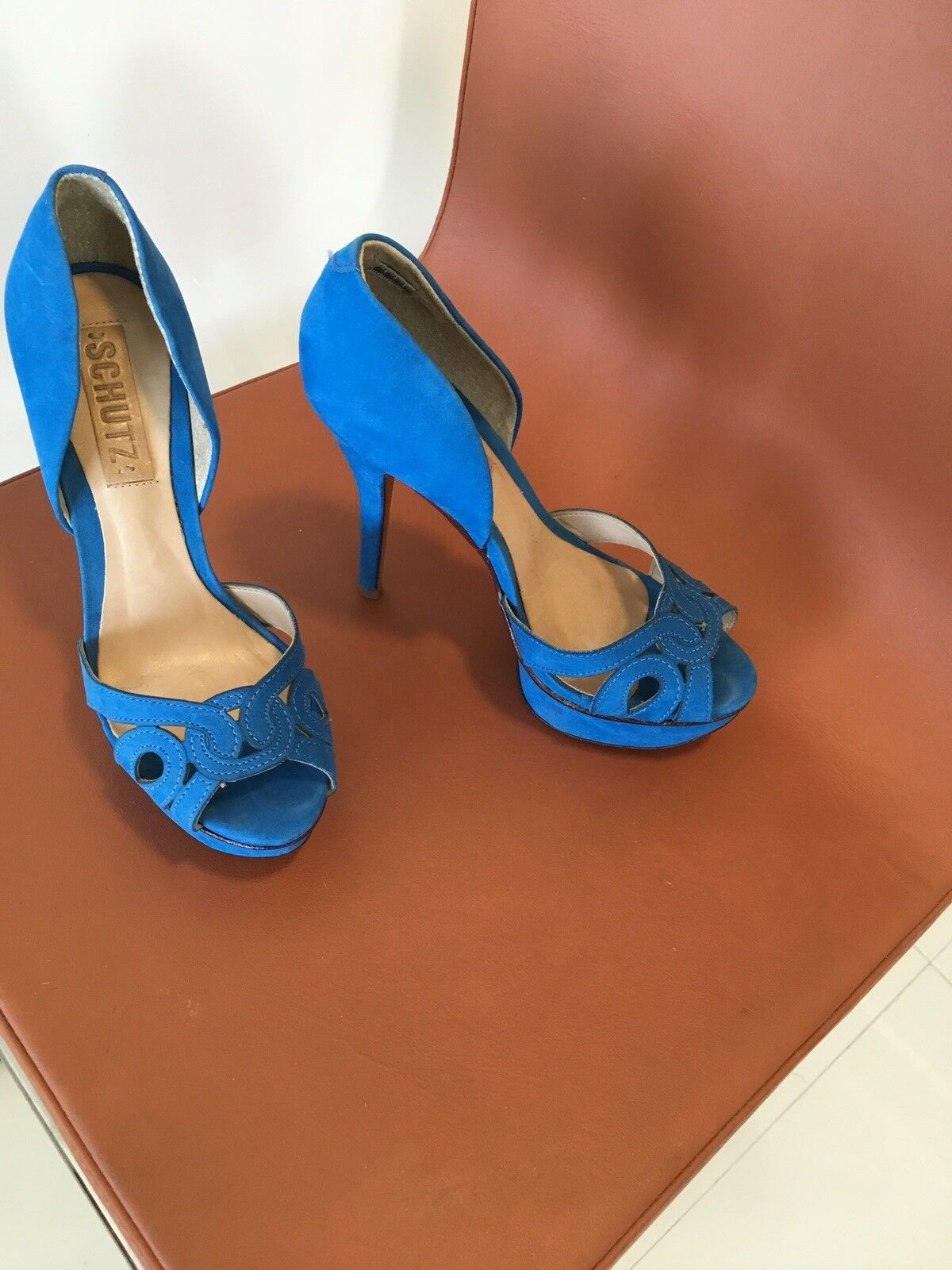 Schutz Women Shoes Size 5