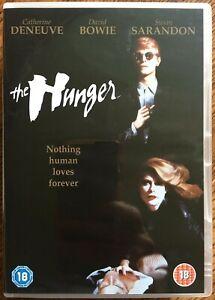 The-Hunger-DVD-1983-Culto-Vampiro-Terror-Pelicula-Clasica-Starring-David-Bowie