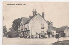 Aston Rowant, Lambert Arms & Military Scout Postcard, B305