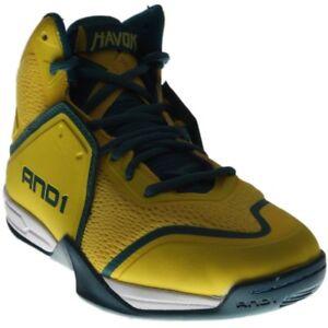 AND1-Havok-Sneakers-Yellow-Mens