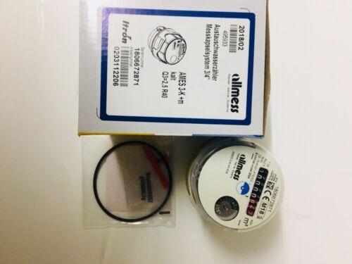 Allmess Austausch-Messkapsel AMES-3-K+m MID Q3 2,5cbm Kaltwasser inkl.Eichgebühr