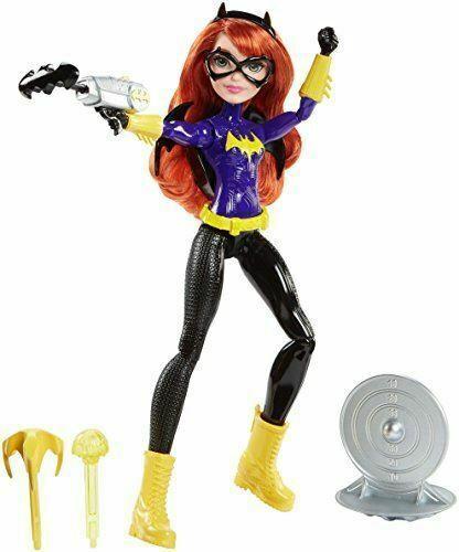 DC Comics Super Hero Ragazze DWH91 Blaster azione la Batgirl di bambola