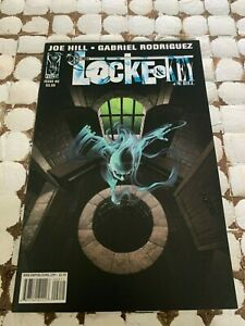 Locke-amp-Key-2-First-1st-Print-NM-Joe-Hill-Comic-Netflix-HOT-Rare-IDW-Comics