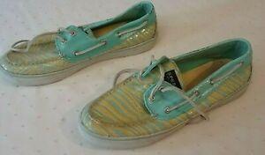 Sperry-women-039-s-casual-shoe-size-9