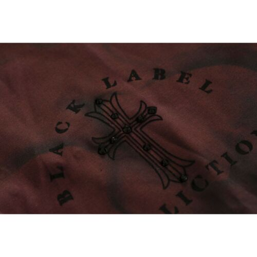 Affliction Chemise Hellish Bordeaux chemises