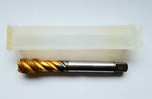 1 Pcs. Emuge M16 Iso2/6h Tarauds Hsse-tin-afficher Le Titre D'origine