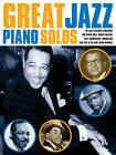 Great Jazz Piano Solos by Omnibus Press (Paperback, 2006)