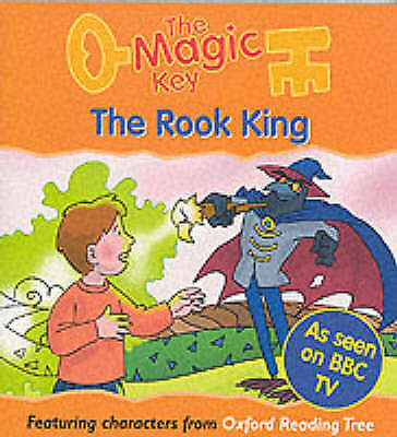 """""""AS NEW"""" Mongredien, Sue, The Rook King: Rook King (The magic key story books),"""