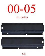 00 05 Excursion Rear Rocker Set, Panel, Ford, Assembly, 1987-109, 1987-110