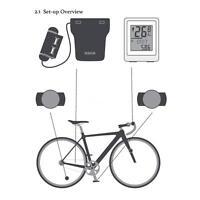 Bike Computer Wireless Bicycle Speedometer Odometer Cadence 1 & 2 Option Al N6h6
