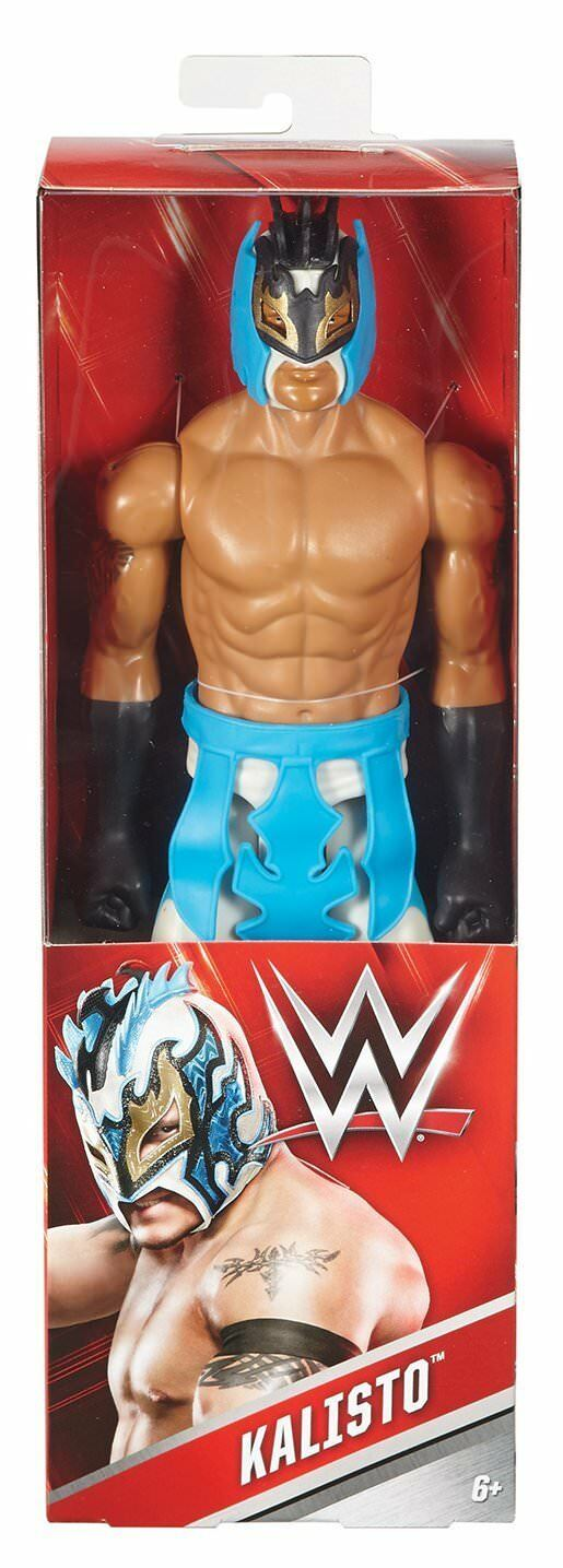 MATTEL WWE - Kalisto - Figura 30 cm